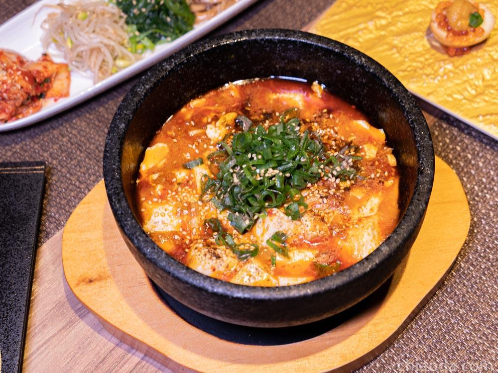 金川kanekawa 石鍋麻婆豆腐