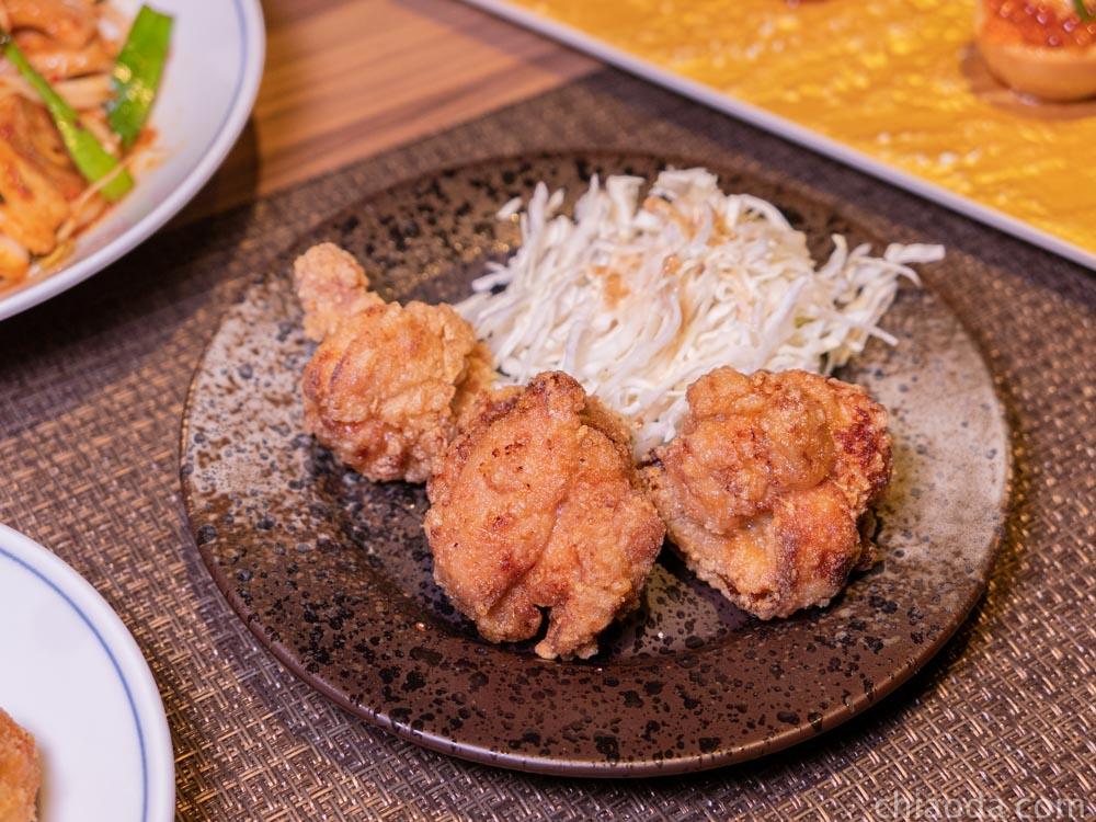 金川kanekawa 套餐唐揚雞