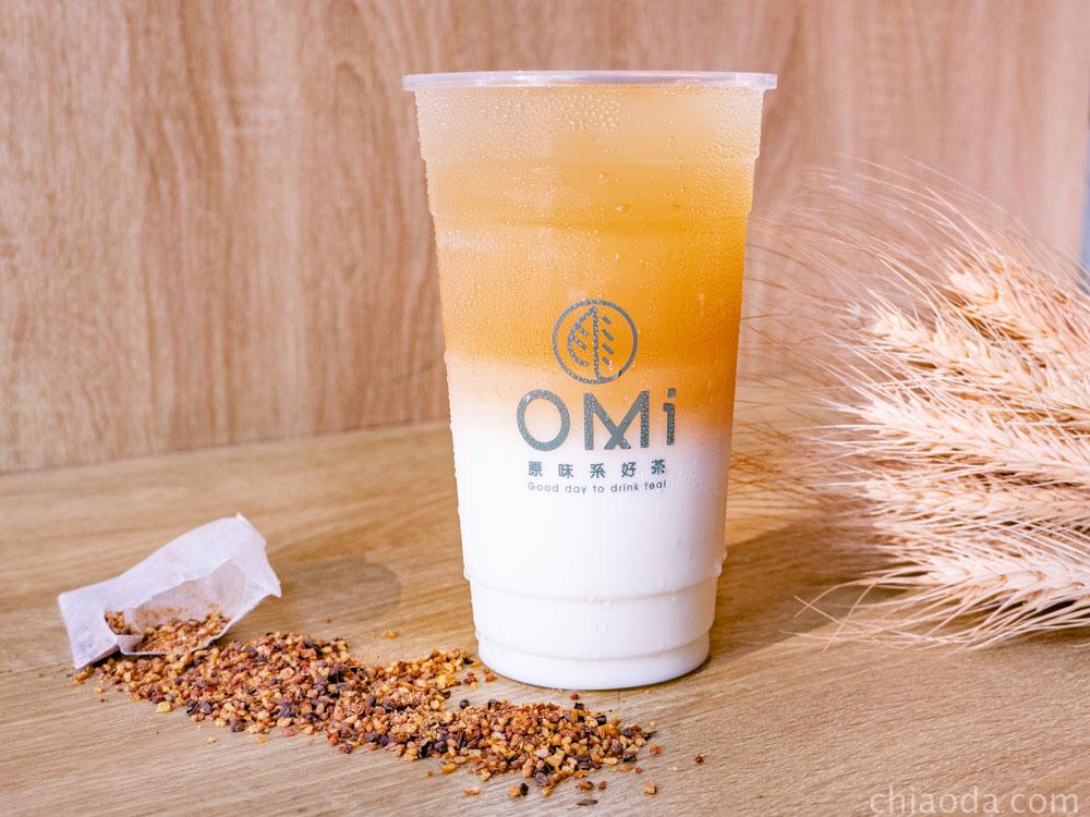 OMI原味系好茶 黃金蕎麥鮮奶茶