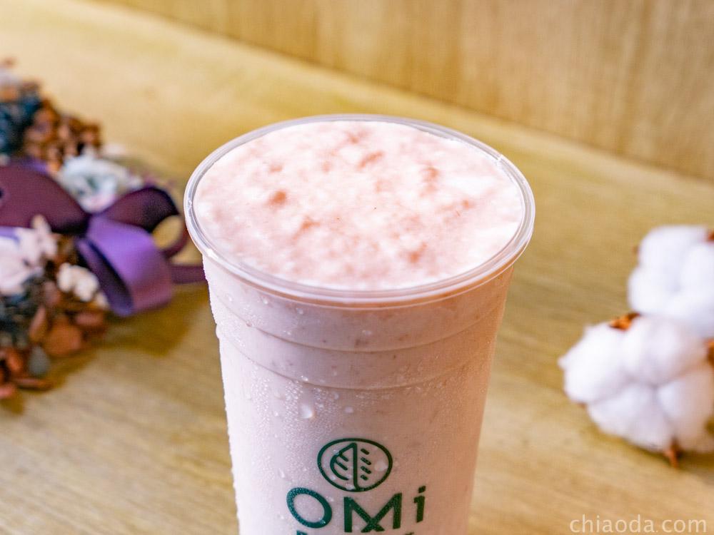 OMI原味系好茶 大甲芋頭鮮奶