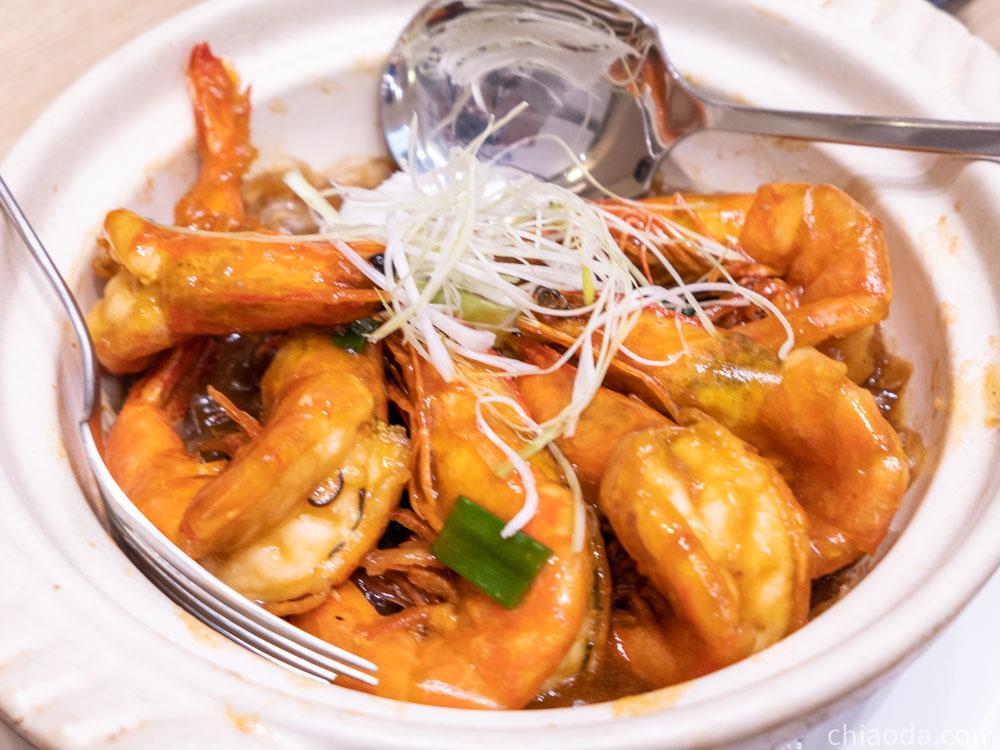厝秘 鮮蝦粉絲煲