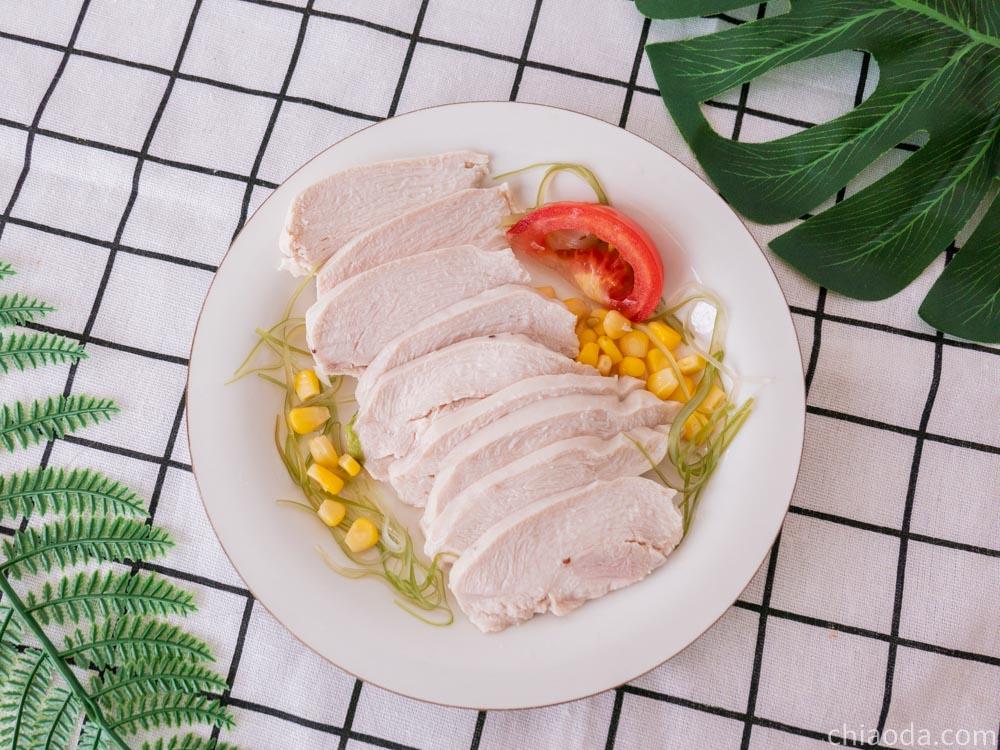 台畜 青檸紅藜雞胸肉