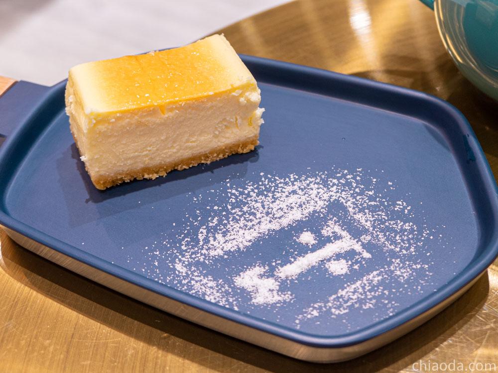 問好茶館 流淚乳酪蛋糕