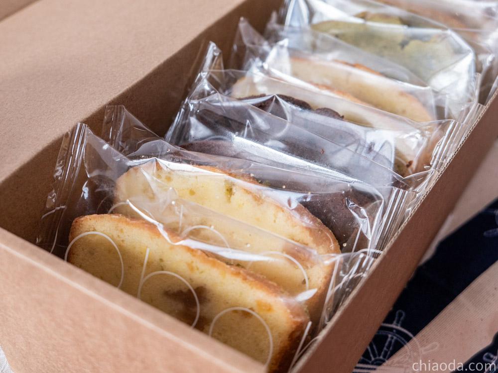 波波諾諾[10入綜合] 蛋糕禮盒