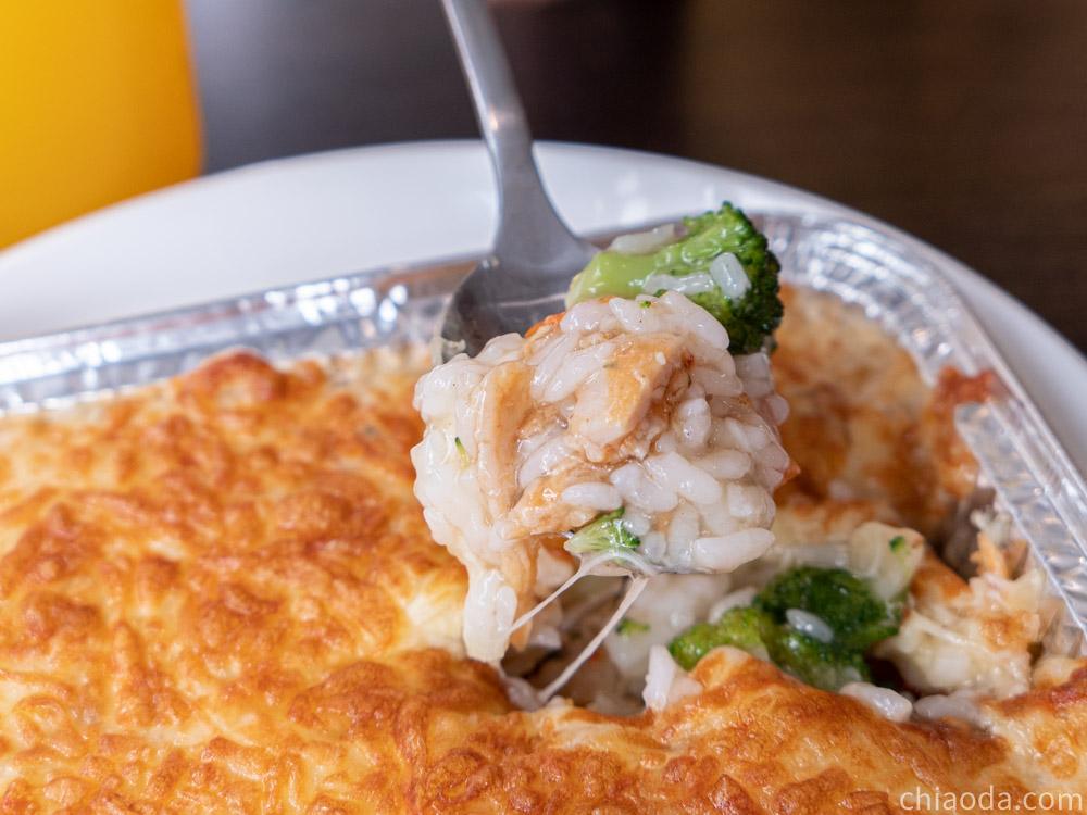 太陽蛋廚房 泰式雞肉焗烤飯