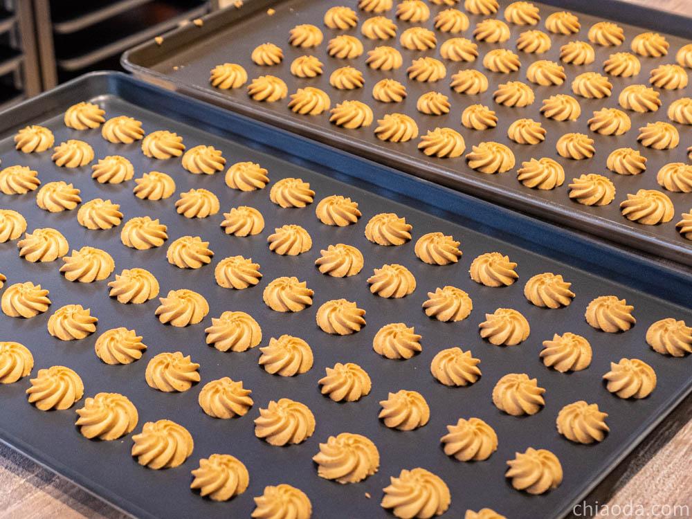 T.Luna鐵猴子 餅乾出爐