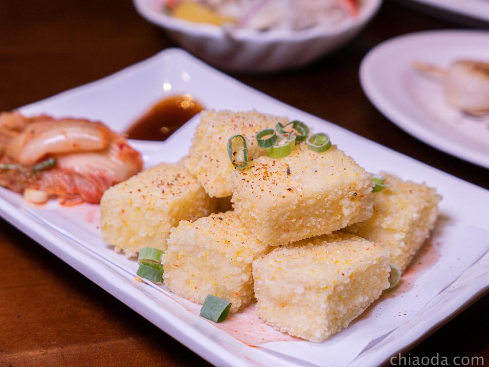 泉香平價日式料理 炸豆腐