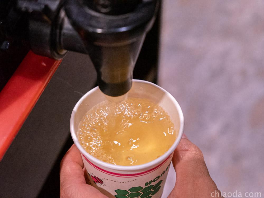 泉香平價日式料理 麥茶無限量供應