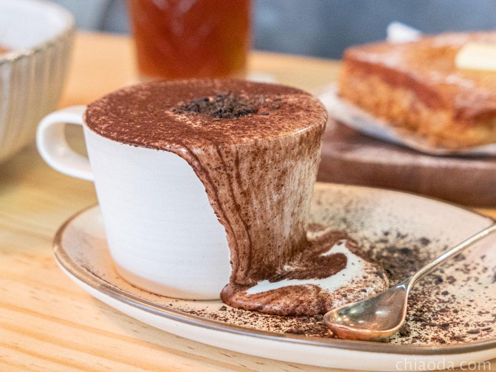 復興咖啡交易所 髒髒咖啡