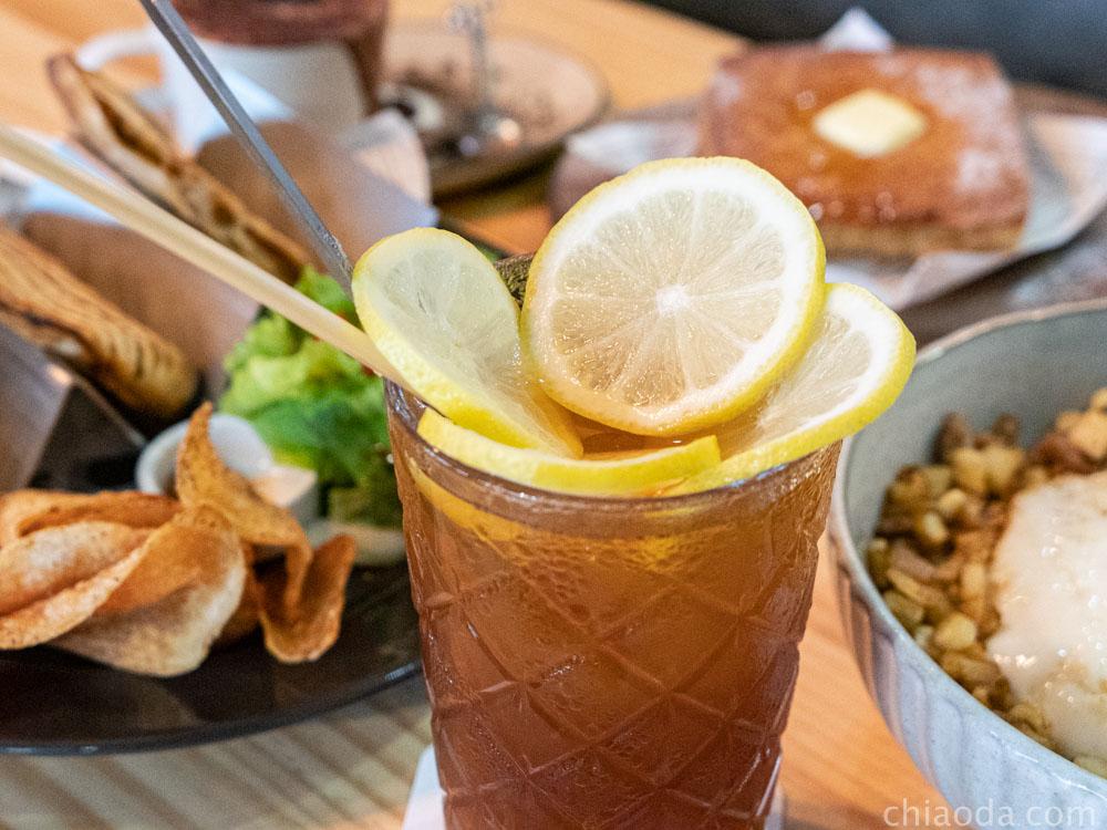 復興咖啡交易所 港式檸茶