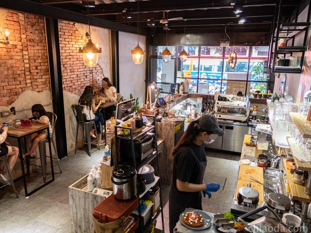 復興咖啡交易所 一樓