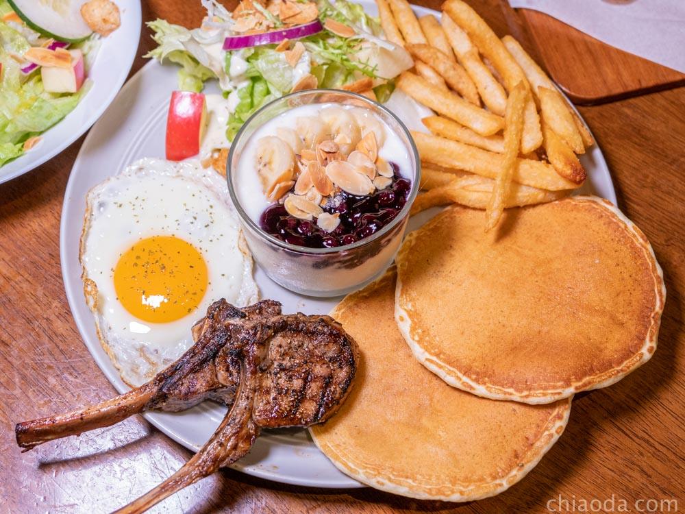 burger joint7分so 山姆大叔早午餐