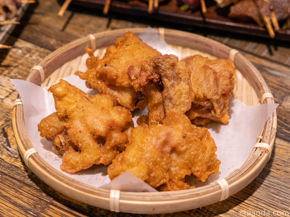 火奴魯魯山西總店 唐揚炸雞