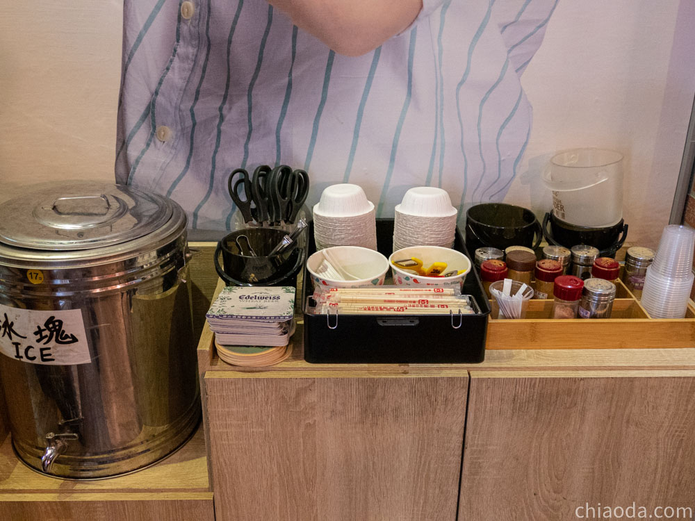 火奴魯魯山西總店 醬料 冰塊自取
