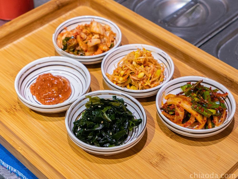 kim daddy 韓式小菜