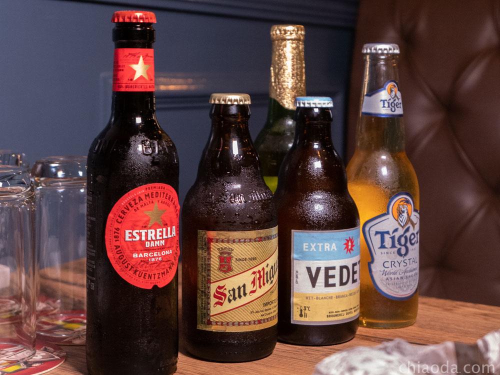 貓王 各式啤酒