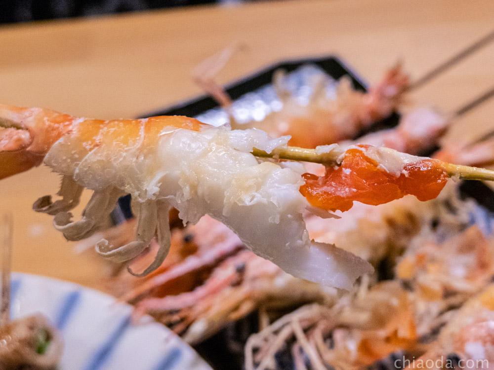 巴士底家 泰國蝦