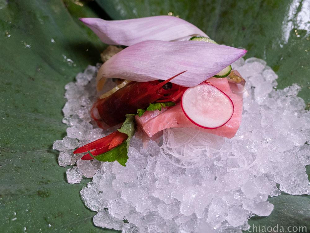 響壽司 生魚片