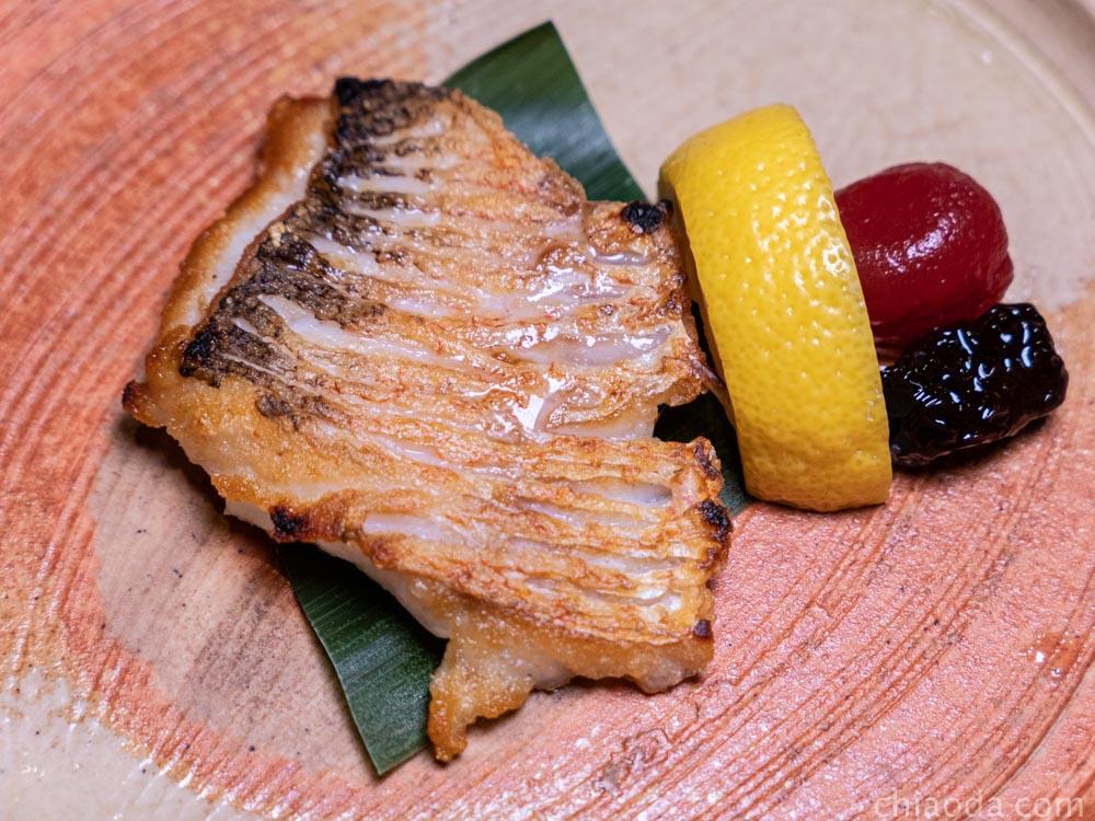 響壽司 烤馬頭魚