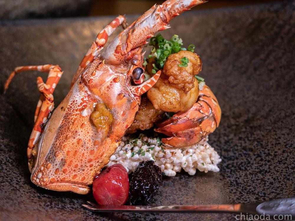 響壽司 龍蝦