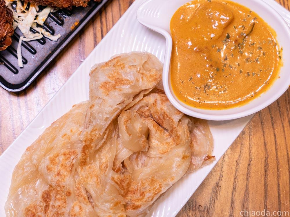 熱浪島 印度抓餅