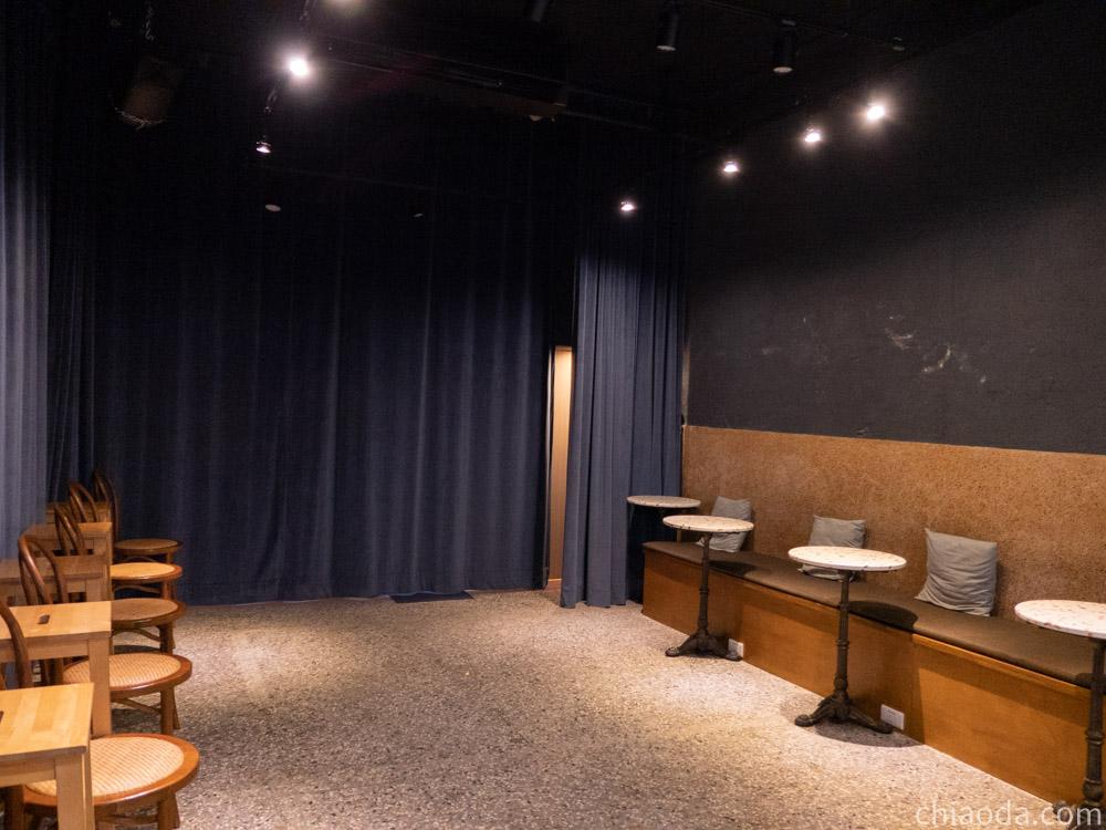 Manni Café 很多咖啡 用餐空間
