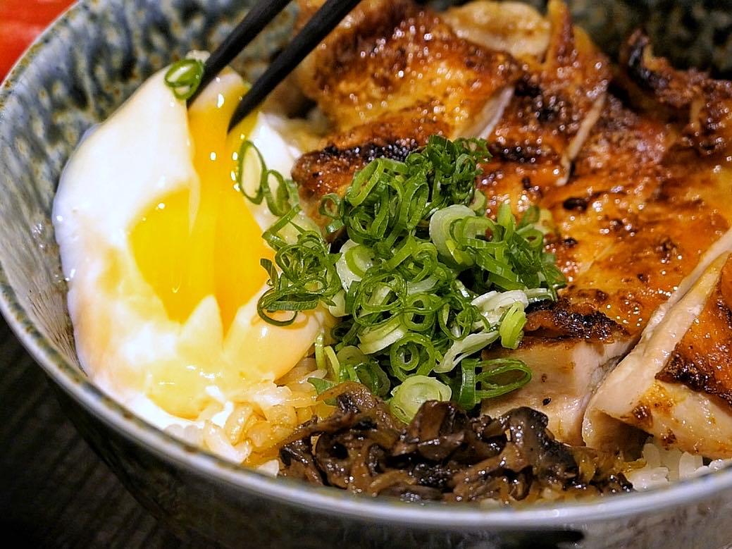 稻麥食堂 澳洲厚切和牛丼飯