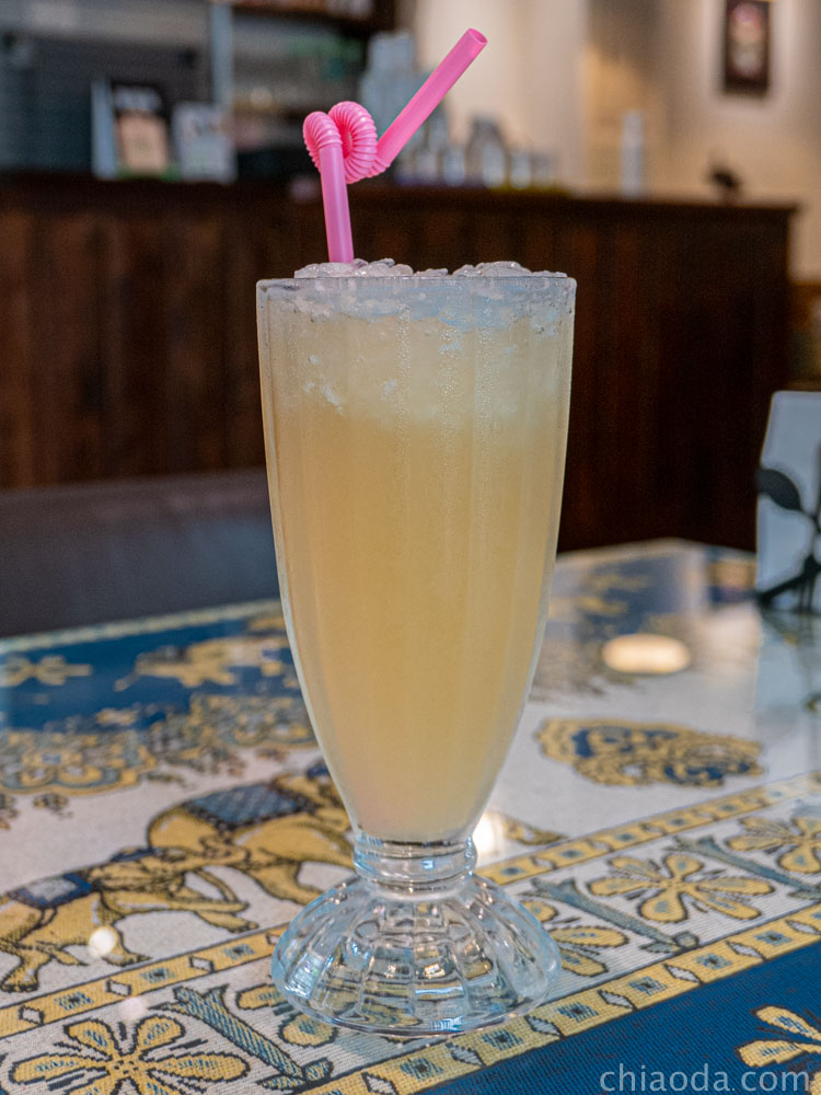 泰豪脈-蜂蜜檸檬凍飲