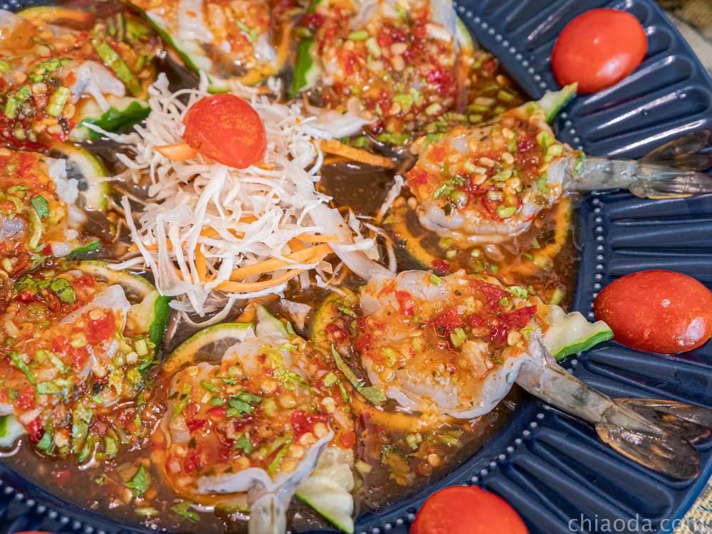 泰豪脈 酸辣生鮮蝦