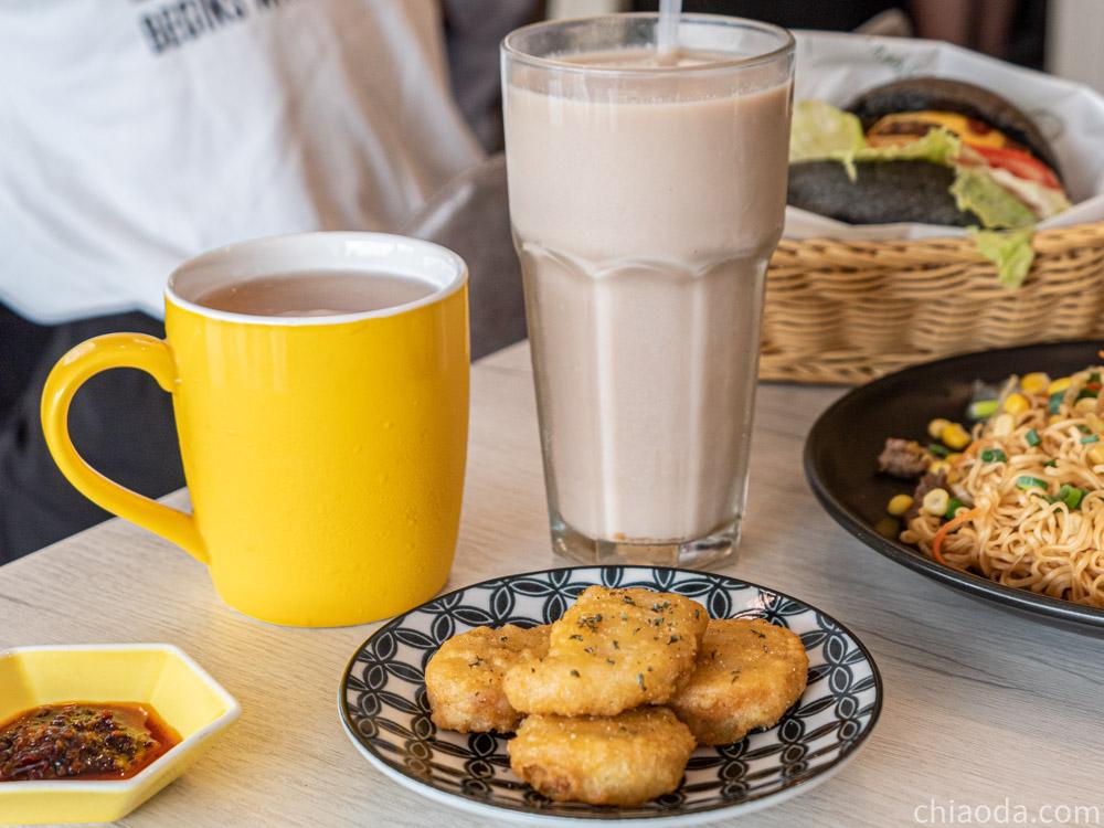 早午餐加油站 套餐