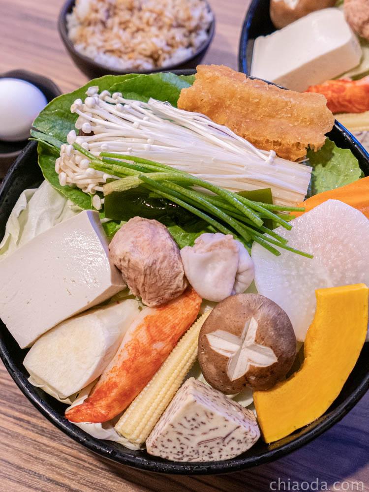 八吋鍋 菜盤