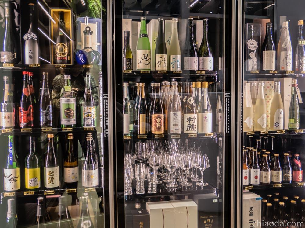醴云 中部唯一清酒專賣店