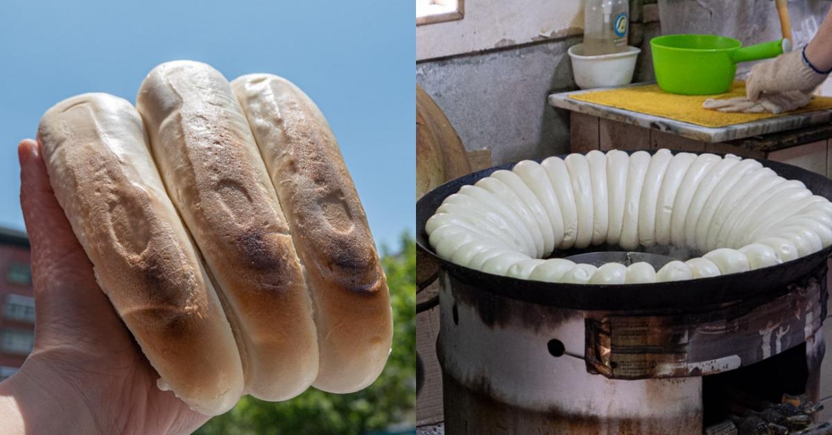 李家鍋貼饅頭|基隆孝三路小巷內傳統美食 羊角饅頭好吸睛 想吃最好先預訂!