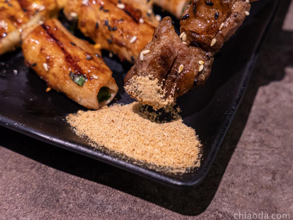 夯醬串 特條胡椒粉
