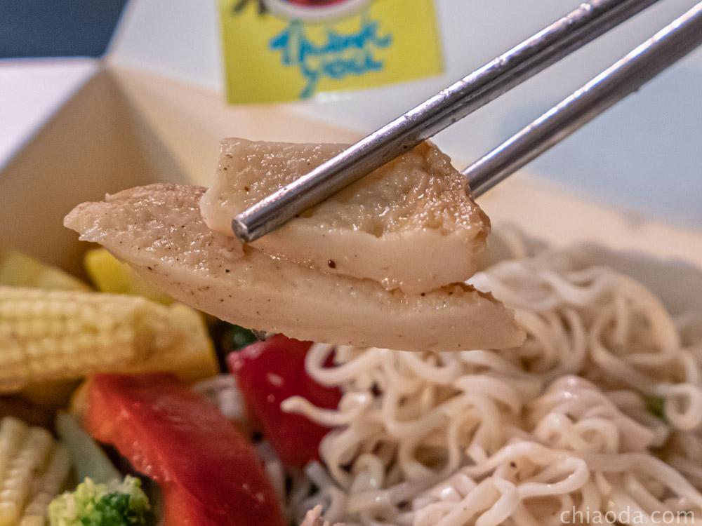 木子李鹹水雞 甜不辣