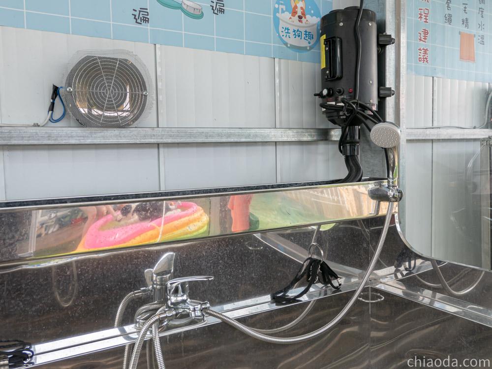 洗狗趣 豐原寵物自助洗 設備
