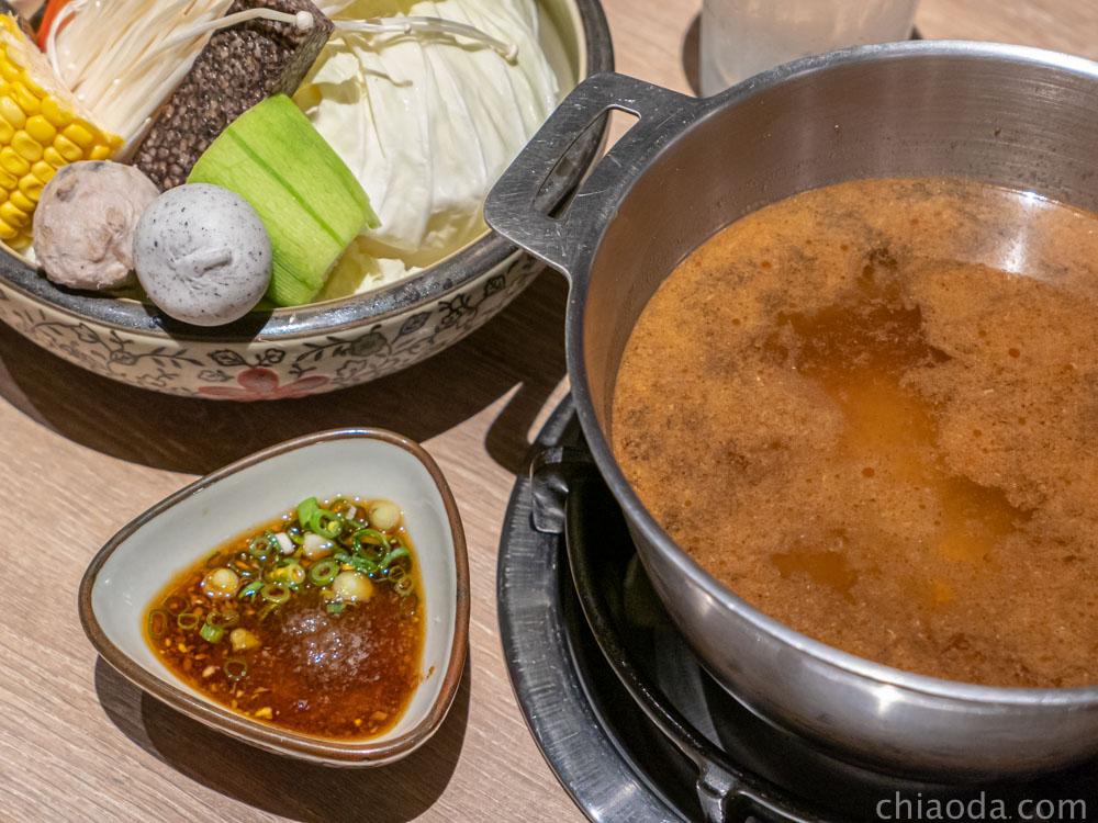 湯棧中清店獨賣合興沙茶鍋