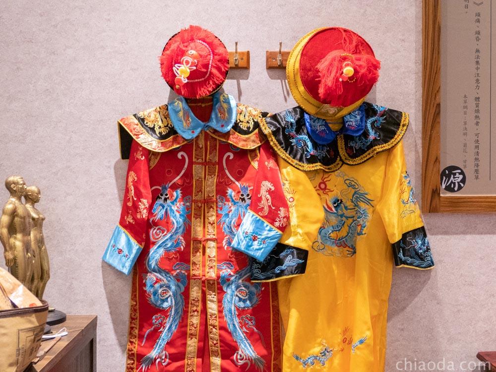 唐太盅 中國古裝cosplay 龍袍鳳袍