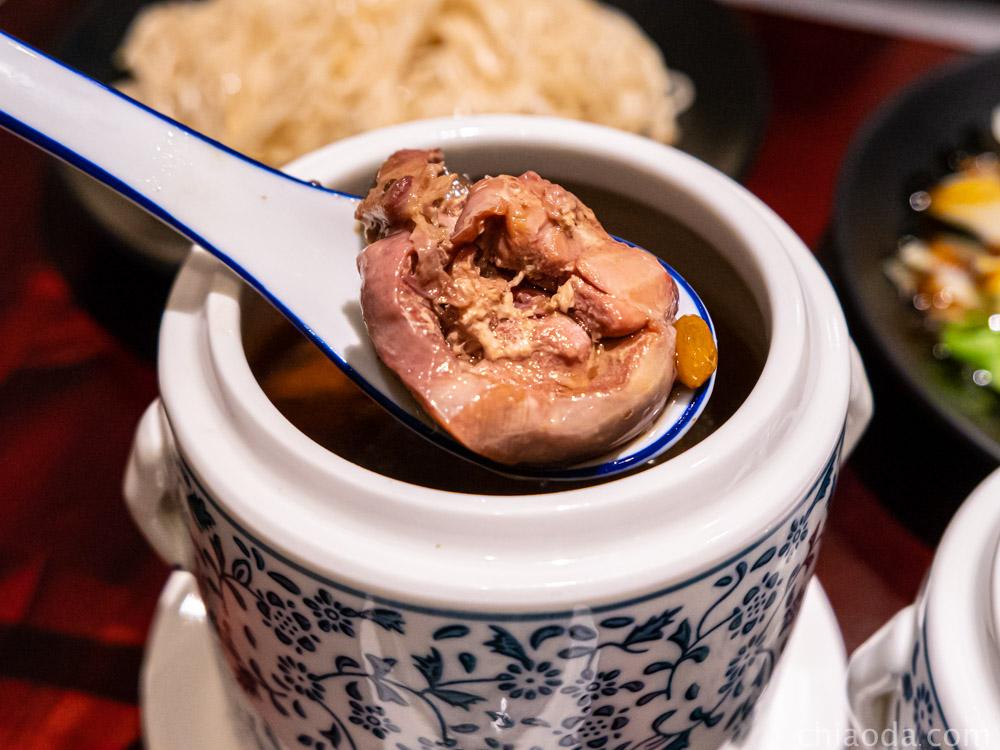唐太盅 黑蒜頭燉雞盅