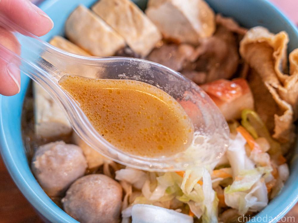 臭呷燒 清蒸臭豆腐 洋蔥大骨高湯