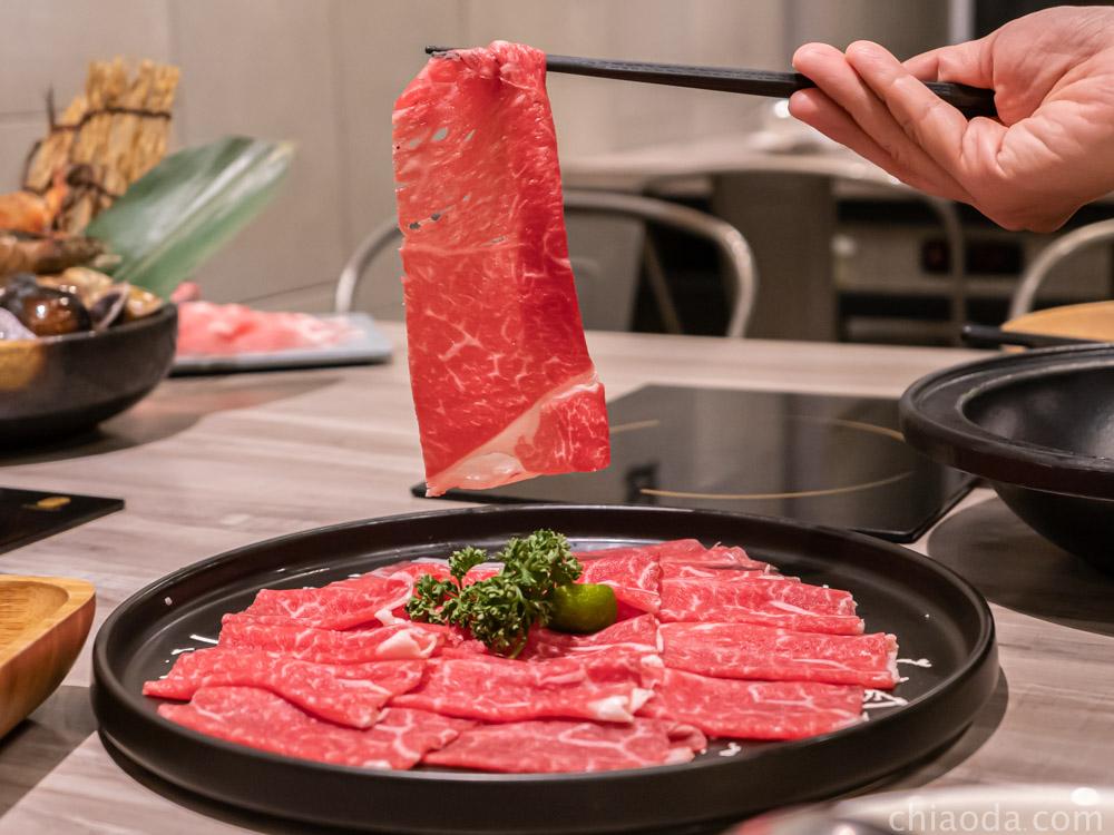 論石間 嚴選霜降牛肉