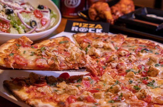 PIZZA ROCK|台中起家知名連鎖PIZZA,大里德芳南路也有新分店!文附PIZZA ROCK最新完整版菜單 台中大里美食推薦