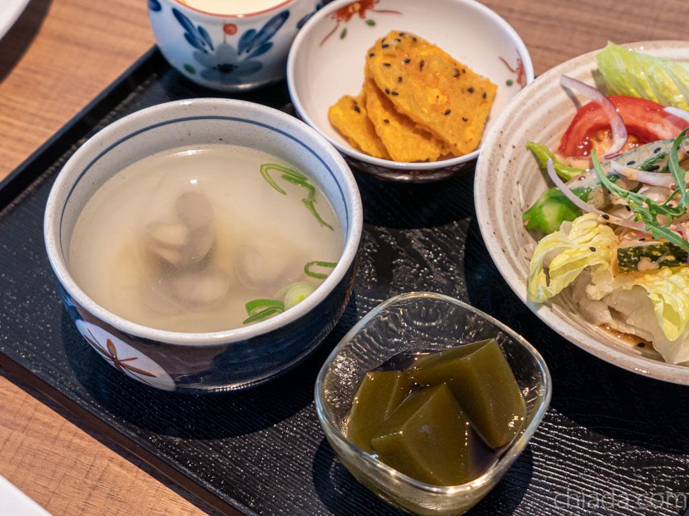 舞鶴昭日 定食 簡餐 附餐