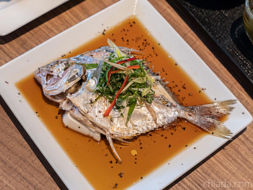 舞鶴昭日-本日時魚特餐