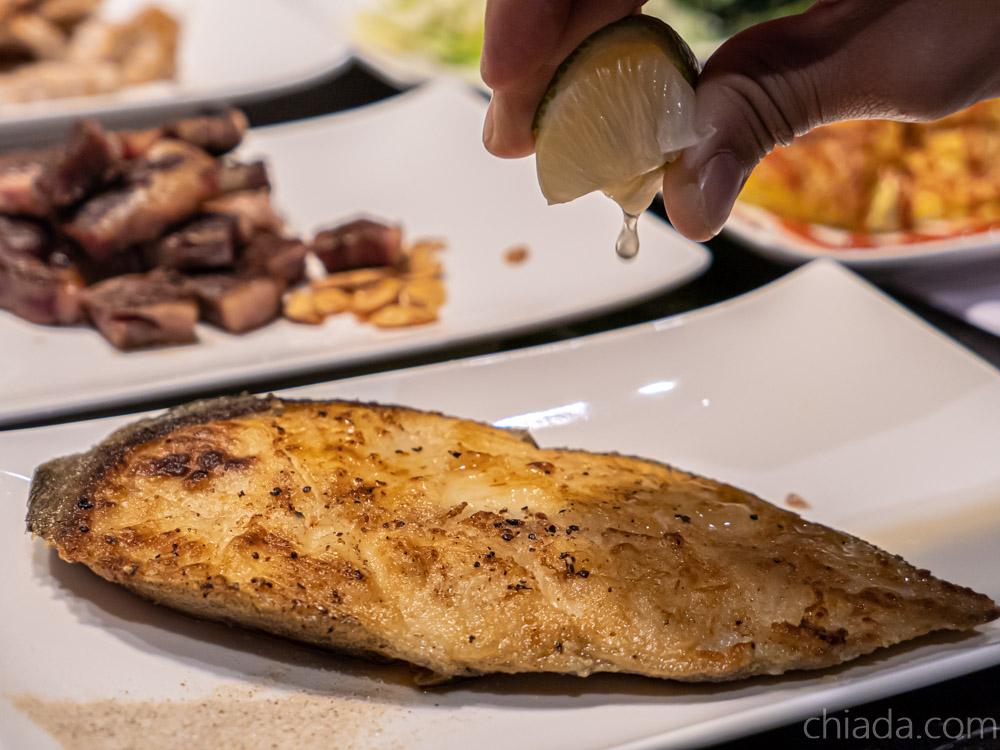 好香好好吃 北海道鱈魚