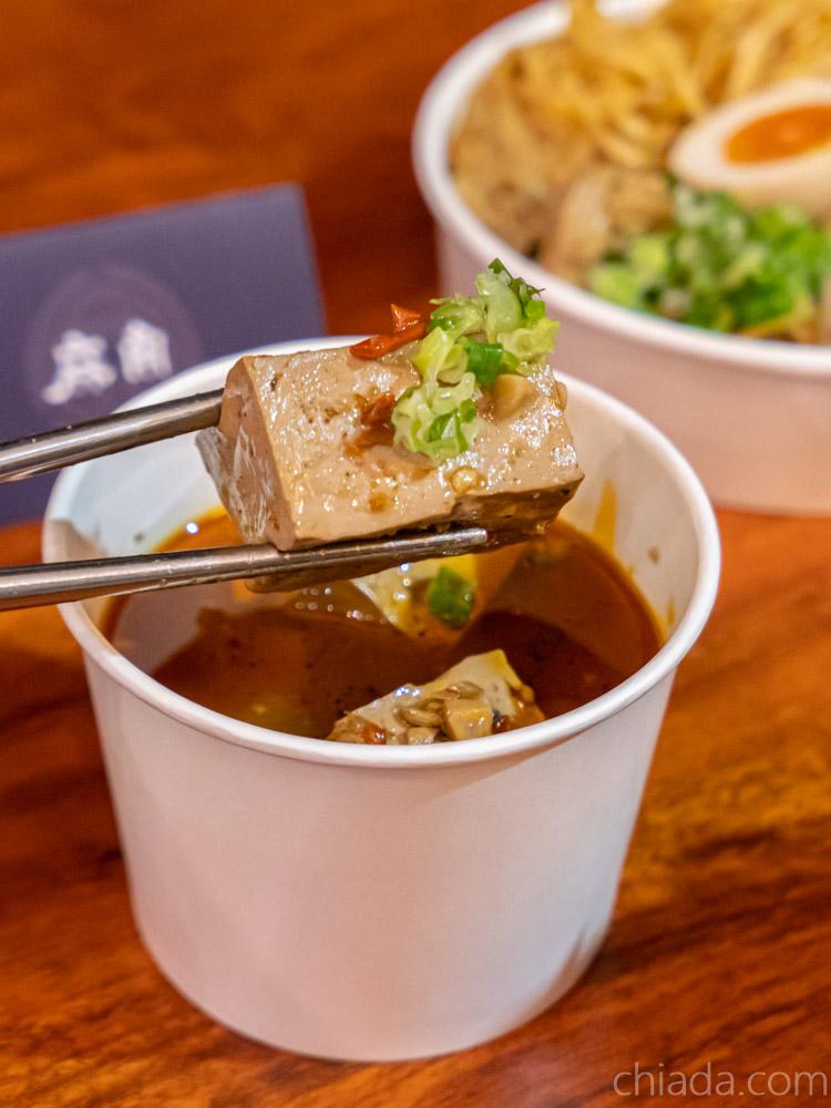 麻角 麻辣豆腐
