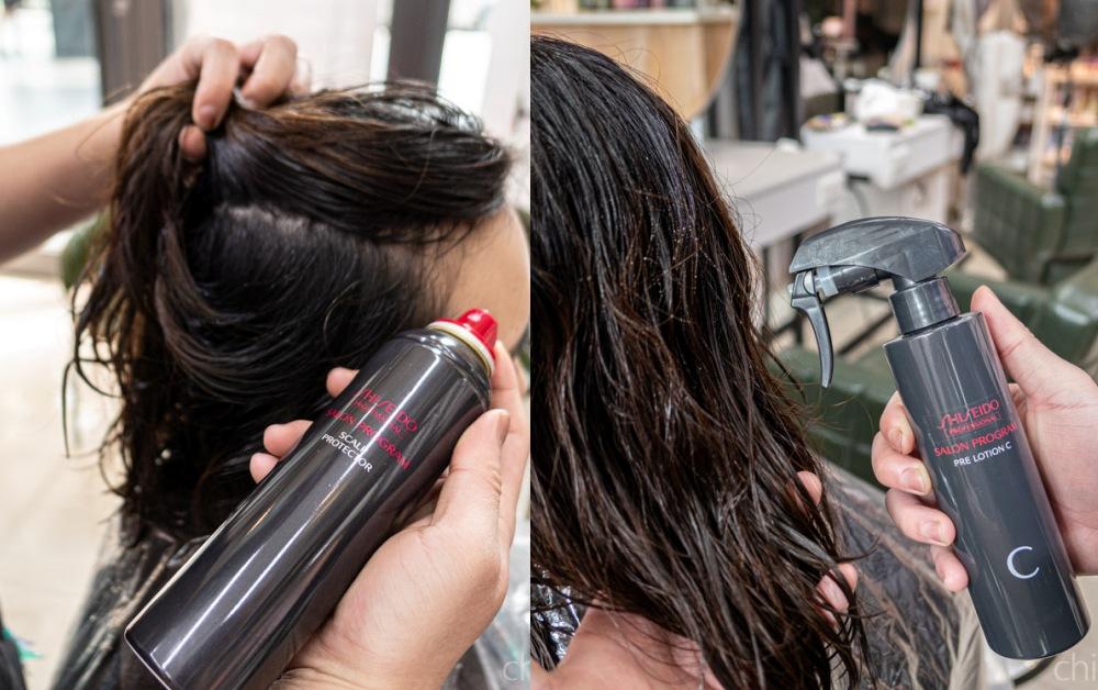 V PLUS HAIR染前頭皮隔離