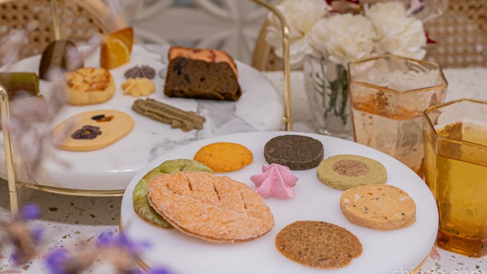 山木島Shanmu|以台灣土地為靈感的喜餅伴手禮品牌 餅乾蛋糕都有特色又不甜膩