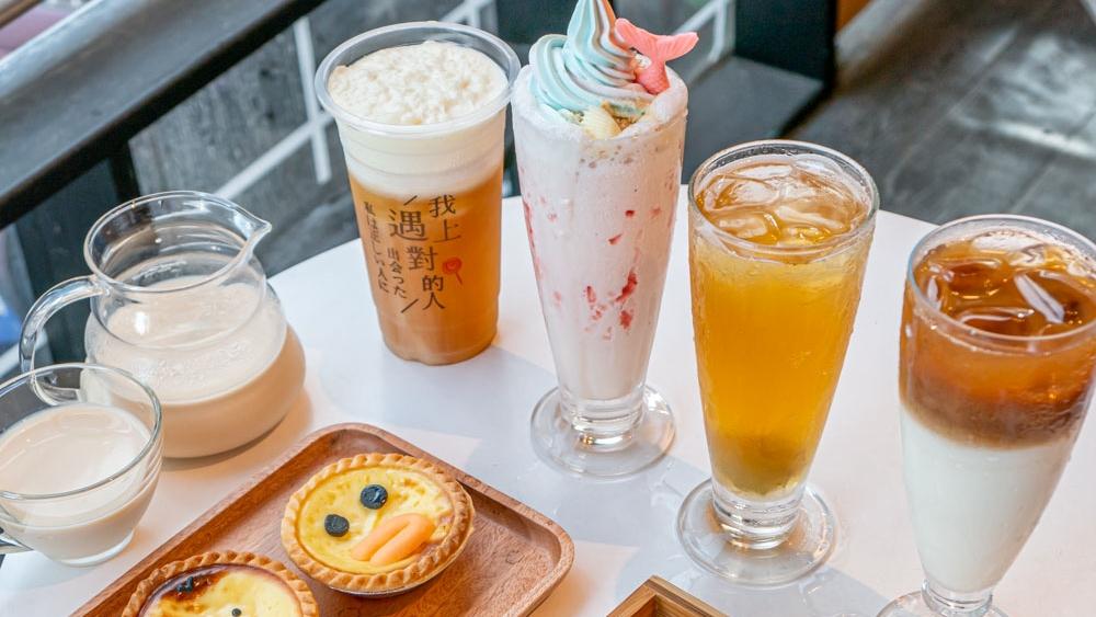 莉莉絲咖啡 台中北屯咖啡飲料推薦
