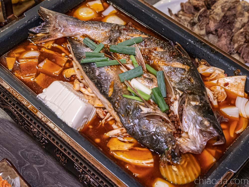 食久津居酒屋 四川重慶麻辣烤魚 台中四川烤魚